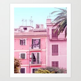 Summer Paradise Art Print