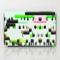 super mario iPad Cases featuring Super Mario  by Cristina Lobo