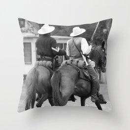 THE CALVERY Throw Pillow
