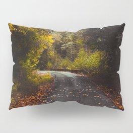 Autumn Road Pillow Sham