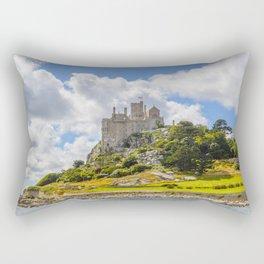 St Michael's Mount (4) Rectangular Pillow