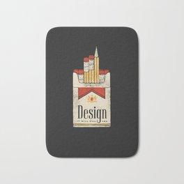Design will kill you Bath Mat