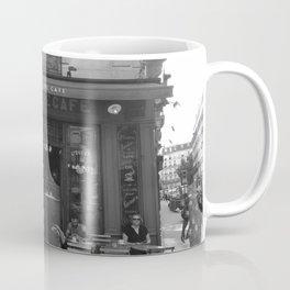 French Cafe - Paris, France Coffee Mug