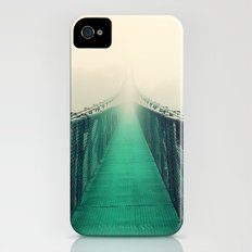 suspension bridge Slim Case iPhone (4, 4s)