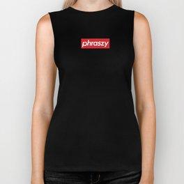 Phraszy Biker Tank
