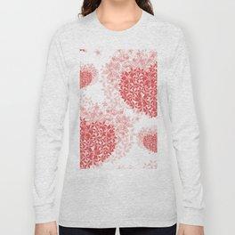 Heart Pattern 02 Long Sleeve T-shirt