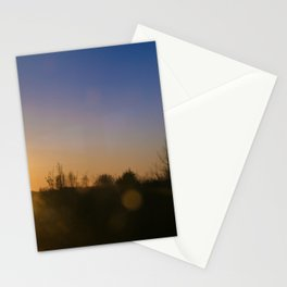 Early Morning Adventure Stationery Cards