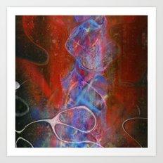 Rougia Art Print
