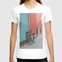 street T-shirts featuring Street by Infra_milk