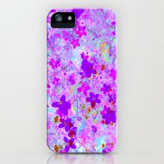 Snowflower Slim Case iPhone (5, 5s)