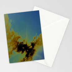 there's sulfur in the air Stationery Cards