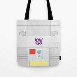 Megatron Minimalist Tote Bag