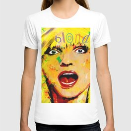 ROCK ICON DEBBIE HARRY T-shirt