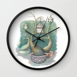 TreeHouse Festival Wall Clock