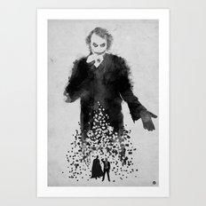 Chaos & Madness (DK Trilogy) Art Print
