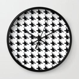 The Anvil Wall Clock