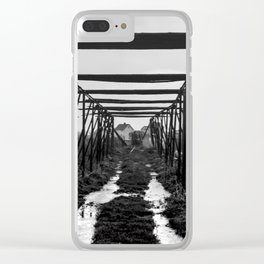 Fishery in Norway Clear iPhone Case