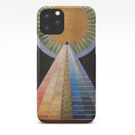 Hilma af Klint - Altarpiece iPhone Case