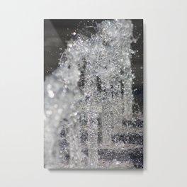 Water3 Metal Print