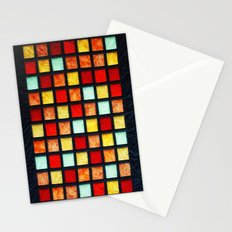 patchwork 001 Stationery Cards