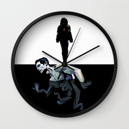 Skin Deep (Under the Skin) Wall Clock