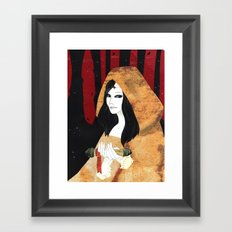 morgana Framed Art Print