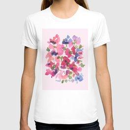 Monet's Rose Garden T-shirt