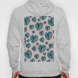 Tropical Monstera Dream #7 #tropical #pattern #decor #art #society6 Hoody