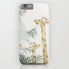 Two Giraffes Slim Case iPhone 6s