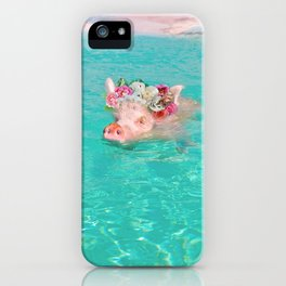 Whistle your soundtrack, daydream your future. iPhone Case