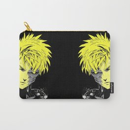 One Punch-Man Genos Face Carry-All Pouch