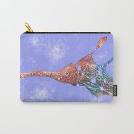 A sea horse Carry-All Pouch