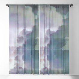 Storm Sheer Curtain