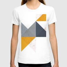 Modern Geometric 19/2 T-shirt