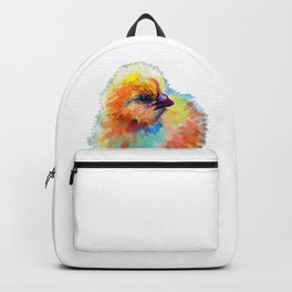 Yellow Chick Backpack