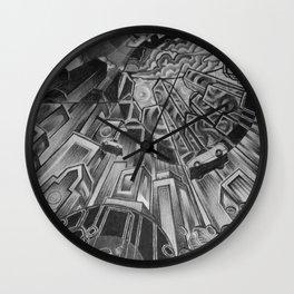 Portals Wall Clock