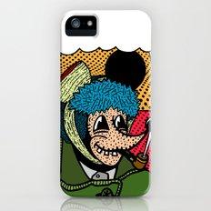 SEVERED EAR.  (Self Portait Of Van Gogh). Slim Case iPhone (5, 5s)