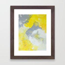 Make A Mess Framed Art Print