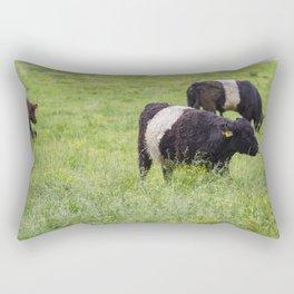 Fearrington Belted Cows | Pittsboro, NC Rectangular Pillow