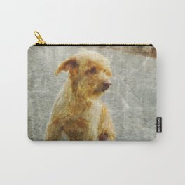 Little dog Carry-All Pouch