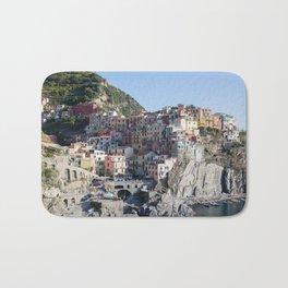 Manarola, Cinque Terre Italy Bath Mat