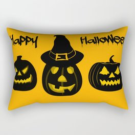 Halloween 1 Rectangular Pillow