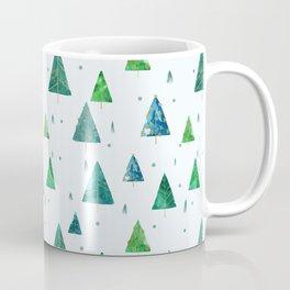 Spruce forest Coffee Mug