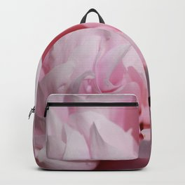 Peony photo Backpack