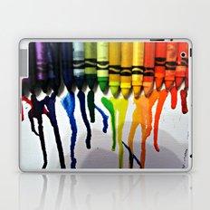 melting Laptop & iPad Skin