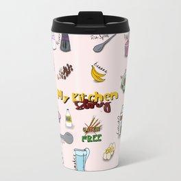 My kitchen story Travel Mug