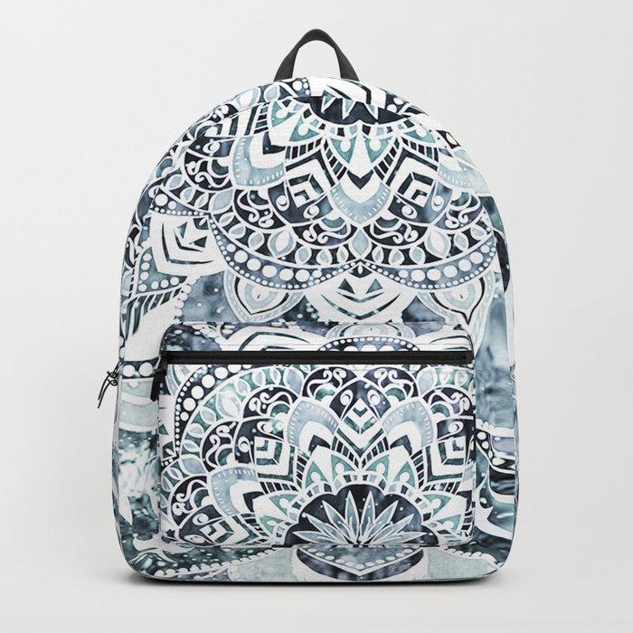 MOON SMILE MANDALA Backpack