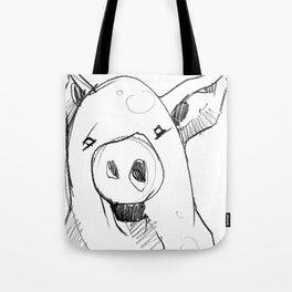DSA - THE PIG Tote Bag