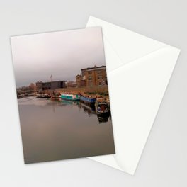 Regent's Canal near King's Cross Stationery Cards