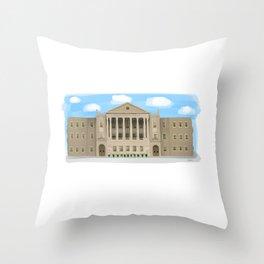 Warren G Harding HS - Warren Ohio 100 Throw Pillow